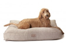 Tweed Dog Bed From Harry Barker
